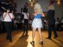 Tanz und Einlage am Sonntagabend