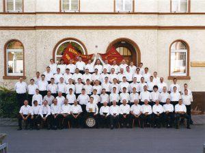 Gemeinsames Foto 2000